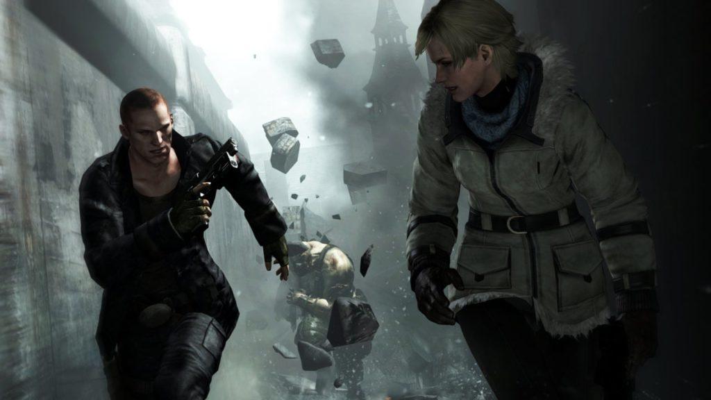 Kompletní příběh série Resident Evil, část třetí ustanak 1