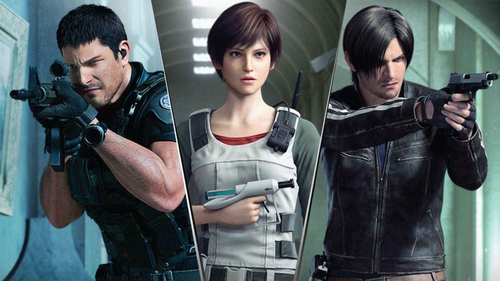 Kompletní příběh série Resident Evil, část třetí vendetta 1