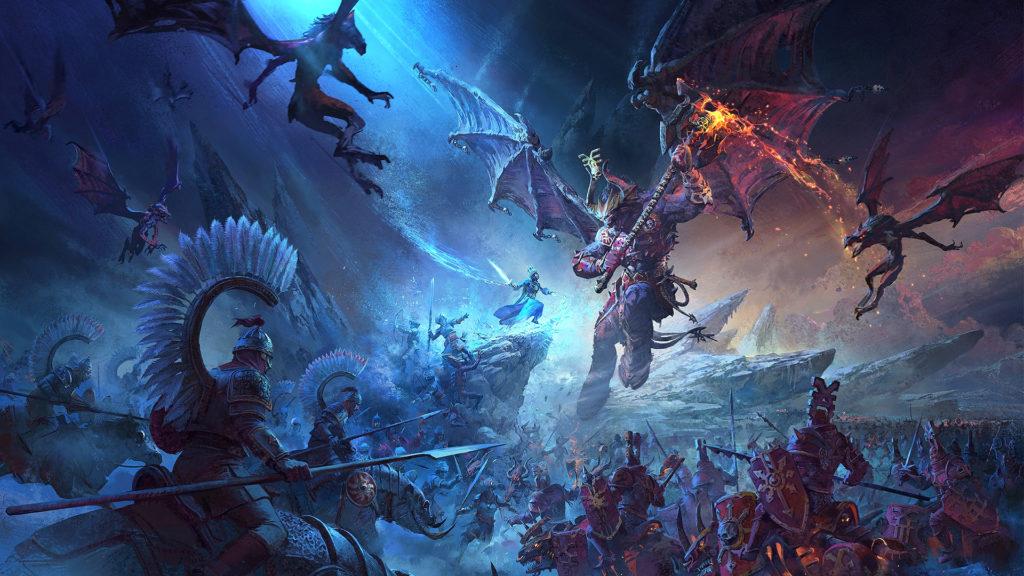 Video odhalení hratelnosti Total War: Warhammer III warhammer3