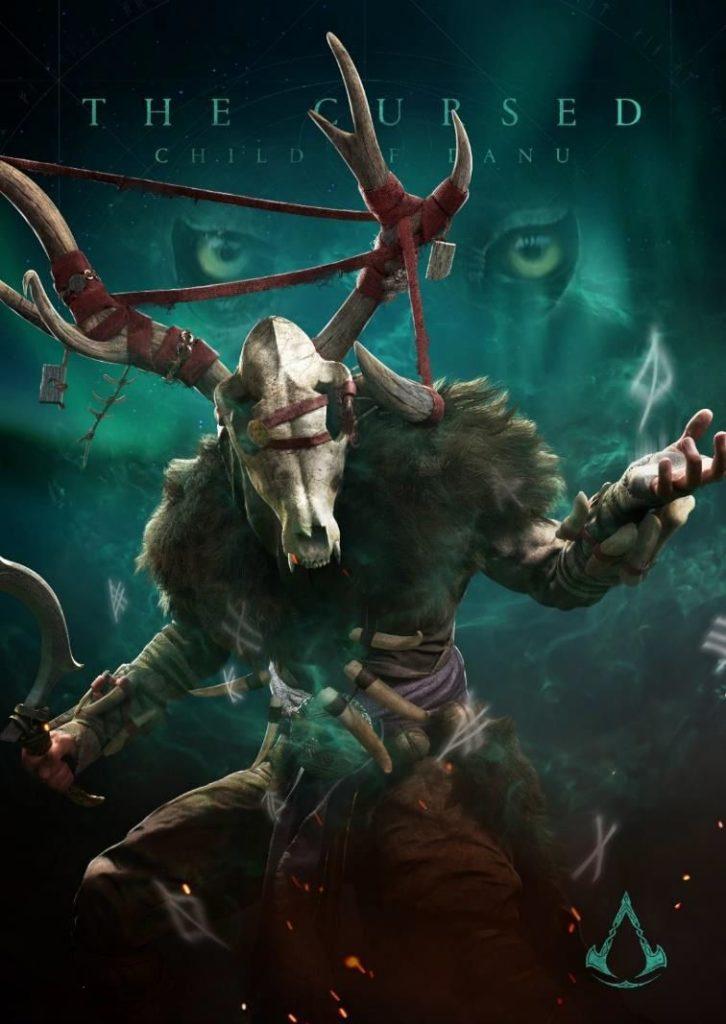Záznam našeho streamu prvního DLC pro Assassin's Creed Valhalla wod2