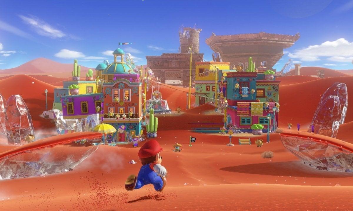 Super Mario na Switchi: přehled & anketa 1200