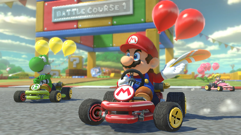 Super Mario na Switchi: přehled & anketa 140830 games review mario kart 8 deluxe review image1 5duum8bfrp