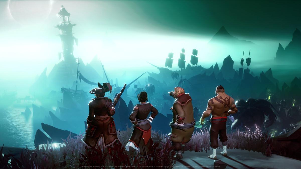 Co na nás chystají Piráti z Karibiku v Sea of Thieves? 2 9