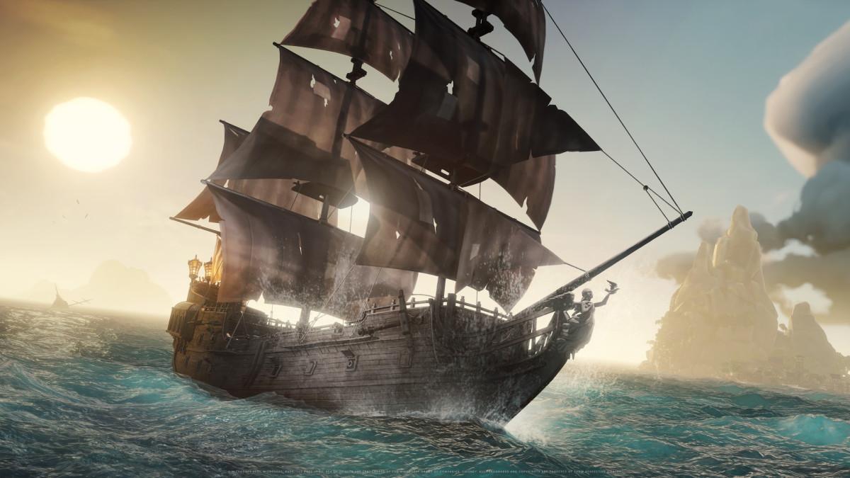 Co na nás chystají Piráti z Karibiku v Sea of Thieves? 3 8