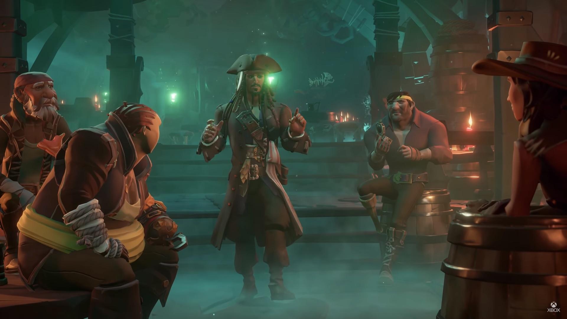 Co na nás chystají Piráti z Karibiku v Sea of Thieves? 5 5