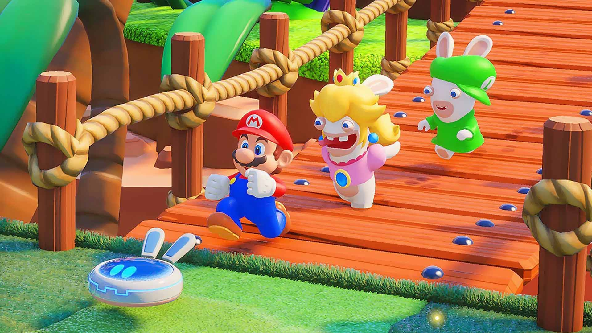 Super Mario na Switchi: přehled & anketa Banner MarioRabbids KingdomBattle Beep0