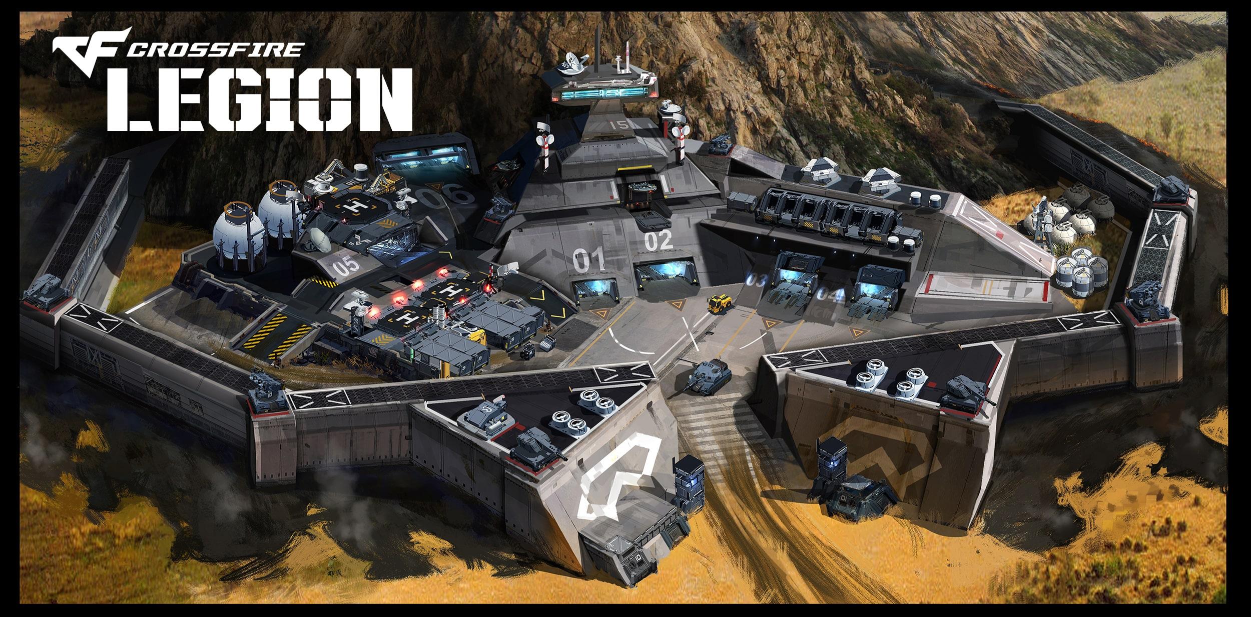 Koch Media představuje nové vydavatelství Prime Matter a jeho hry Crossfire Legion Artwork min