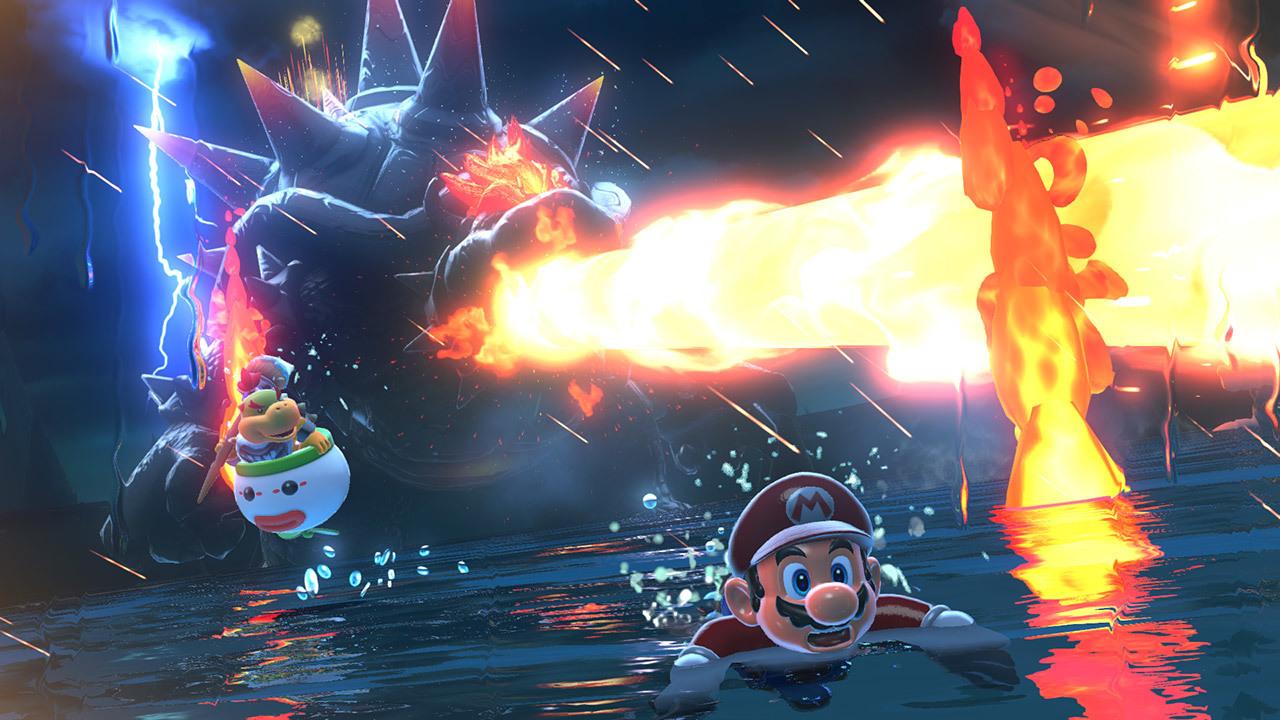 Super Mario na Switchi: přehled & anketa Famitsu Sales Super Mario 3D World Bowsers Fury Japan NintendoEnthusiast