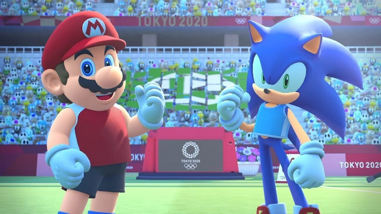 Super Mario na Switchi: přehled & anketa Mario Sonic at the Olympic Games Tokyo 2020