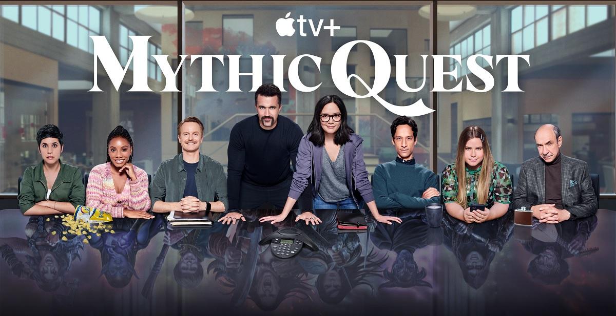 Recenze druhé řady seriálu Mythic Quest Mythic Quest