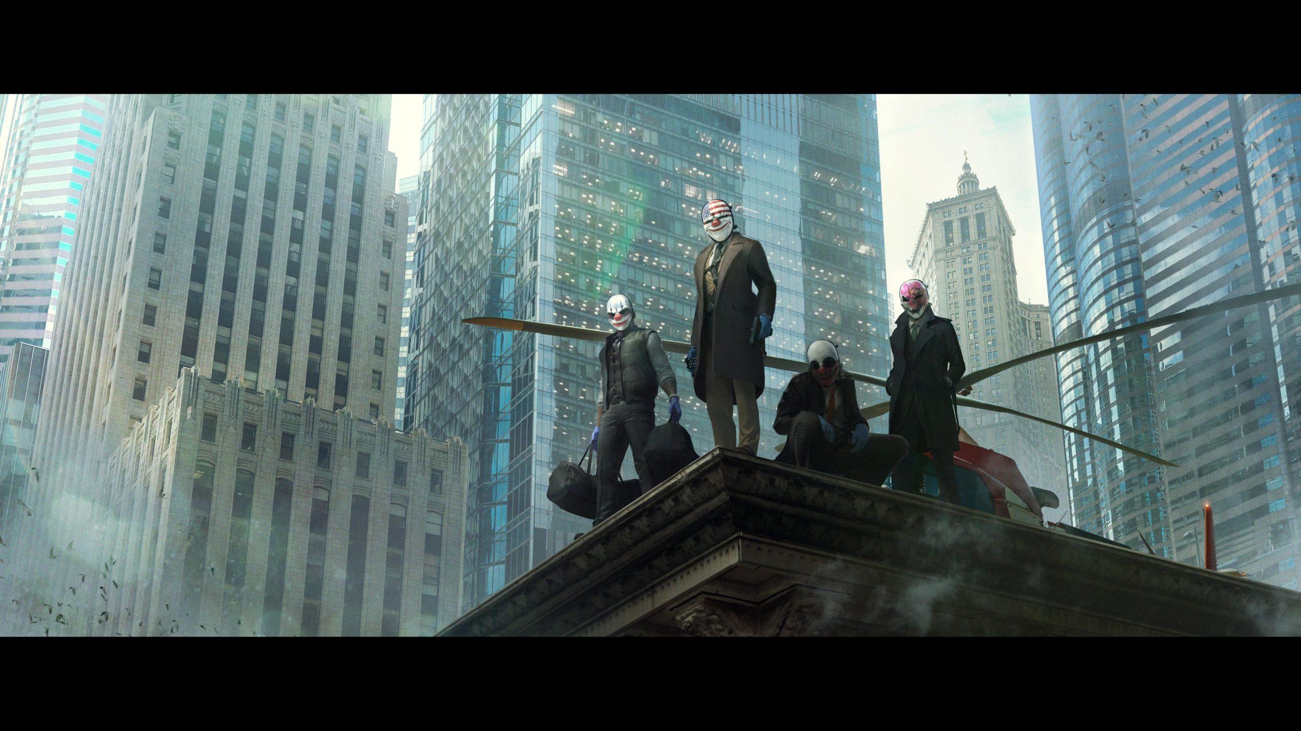 Koch Media představuje nové vydavatelství Prime Matter a jeho hry Payday 3 The crew back together scaled