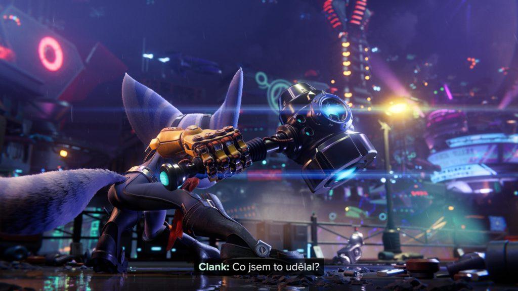 Recenze Ratchet & Clank: Rift Apart - nejkrásnější animák Ratchet Clank Rift Apart 20210524225049