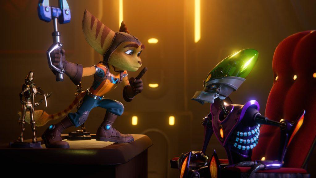 Recenze Ratchet & Clank: Rift Apart - nejkrásnější animák Ratchet Clank Rift Apart 20210525084453