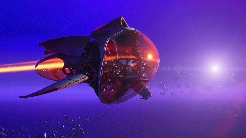 Recenze Ratchet & Clank: Rift Apart - nejkrásnější animák Ratchet Clank Rift Apart 20210526081928