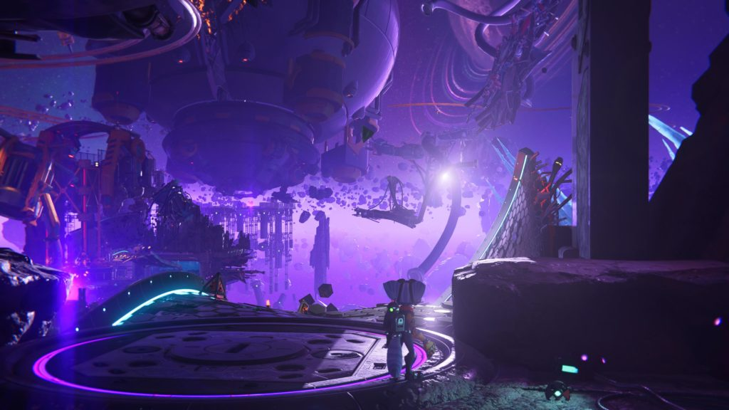 Recenze Ratchet & Clank: Rift Apart - nejkrásnější animák Ratchet Clank Rift Apart 20210526205733