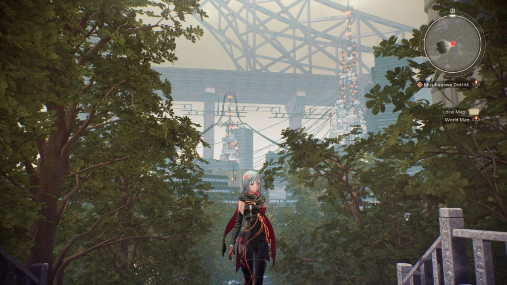 Dojmy z hraní Scarlet Nexus - výpravný brainpunk SCARLET NEXUS 20210622030221