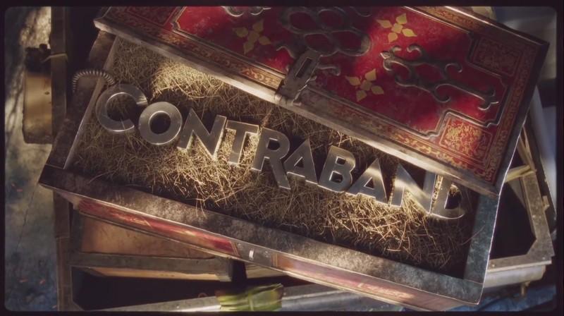 Oznámena nová pašerácká hra Contraband contraband