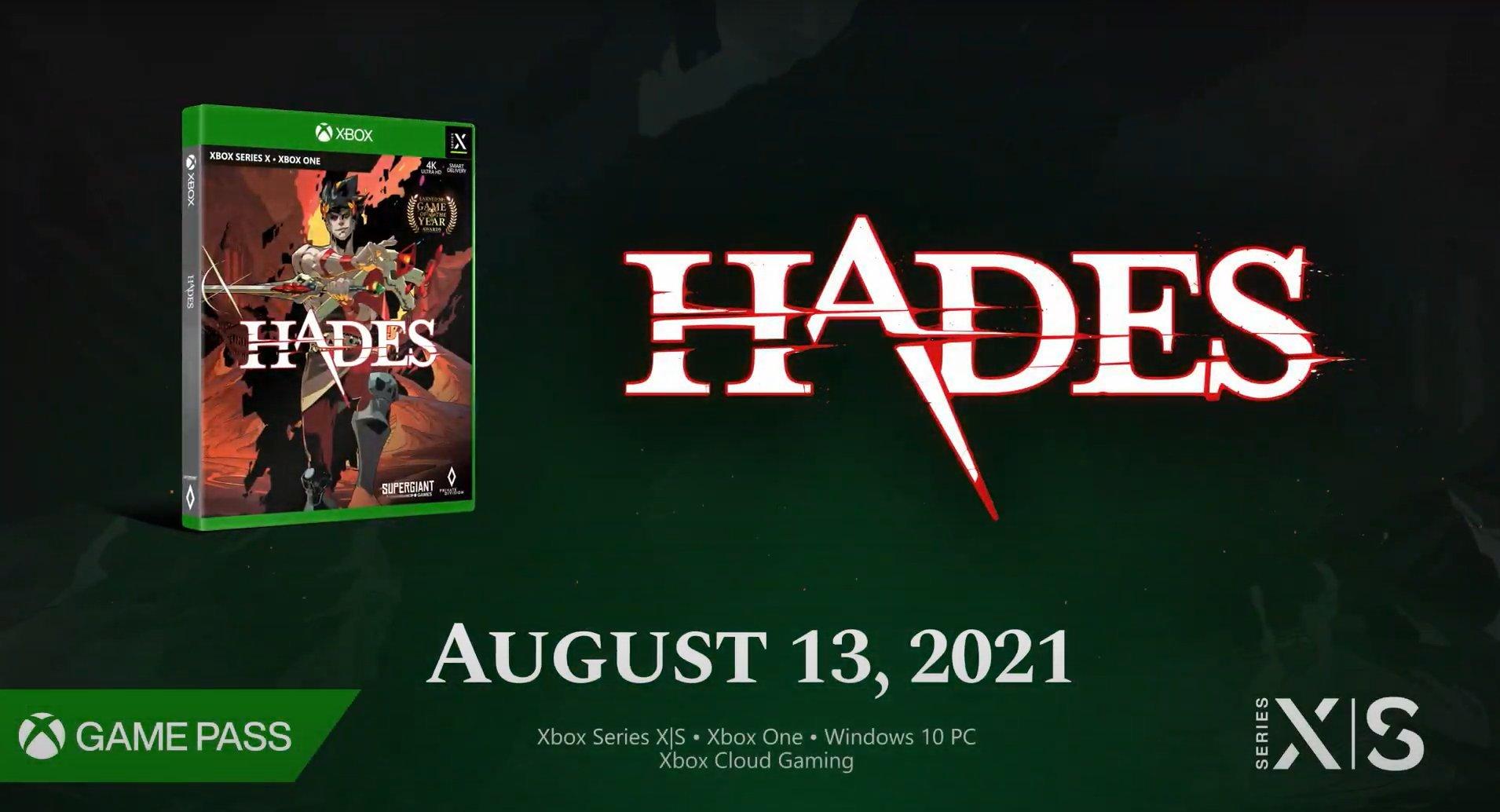 Hades konečně míří na Xbox a PlayStation hades