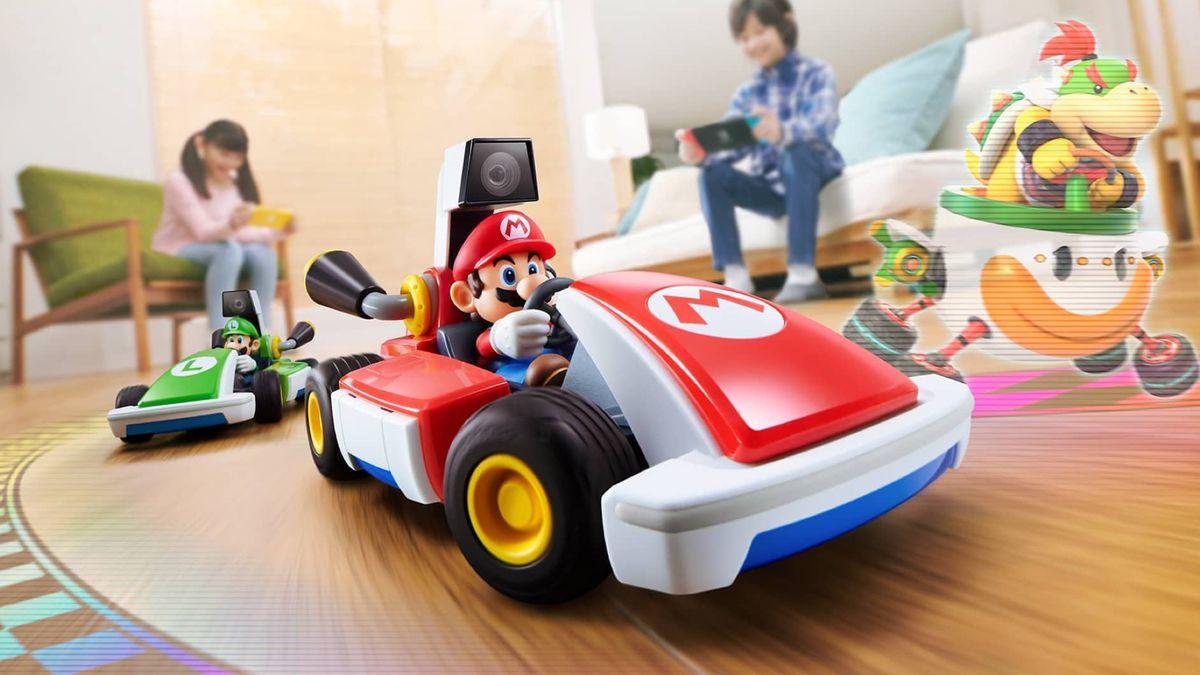 Super Mario na Switchi: přehled & anketa mario kart live.0 1
