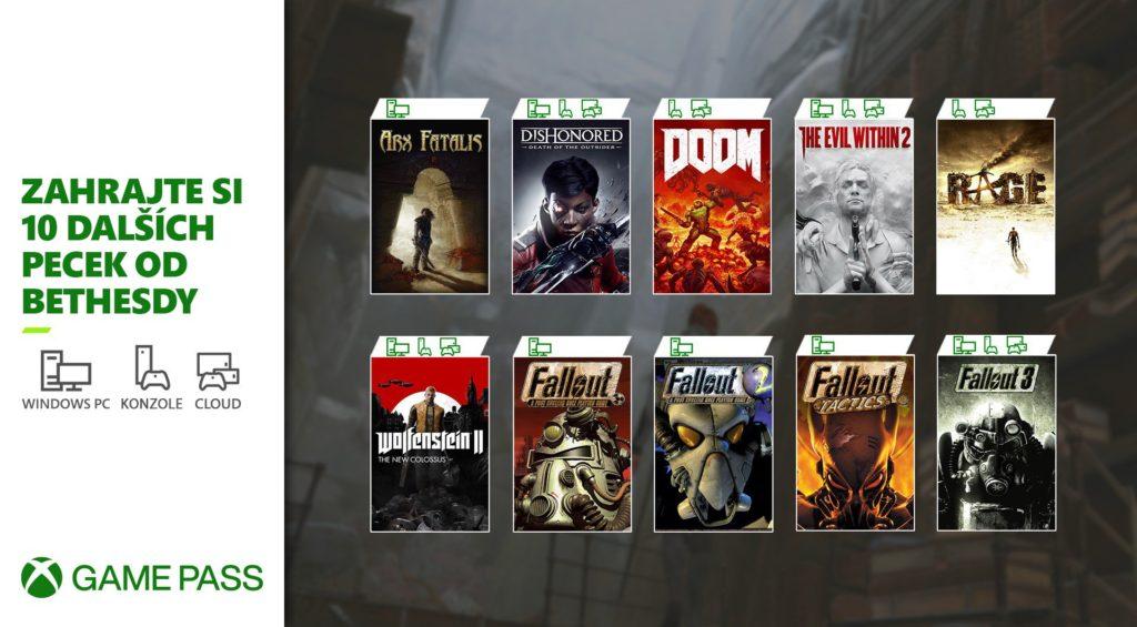 Přítomnost a budoucnost předplatného Xbox Game Pass soucasnost