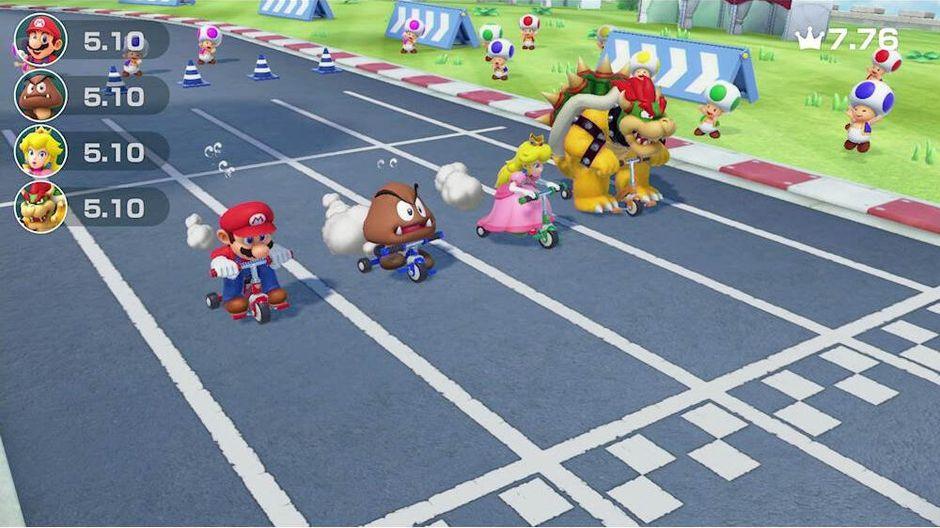 Super Mario na Switchi: přehled & anketa super mario party