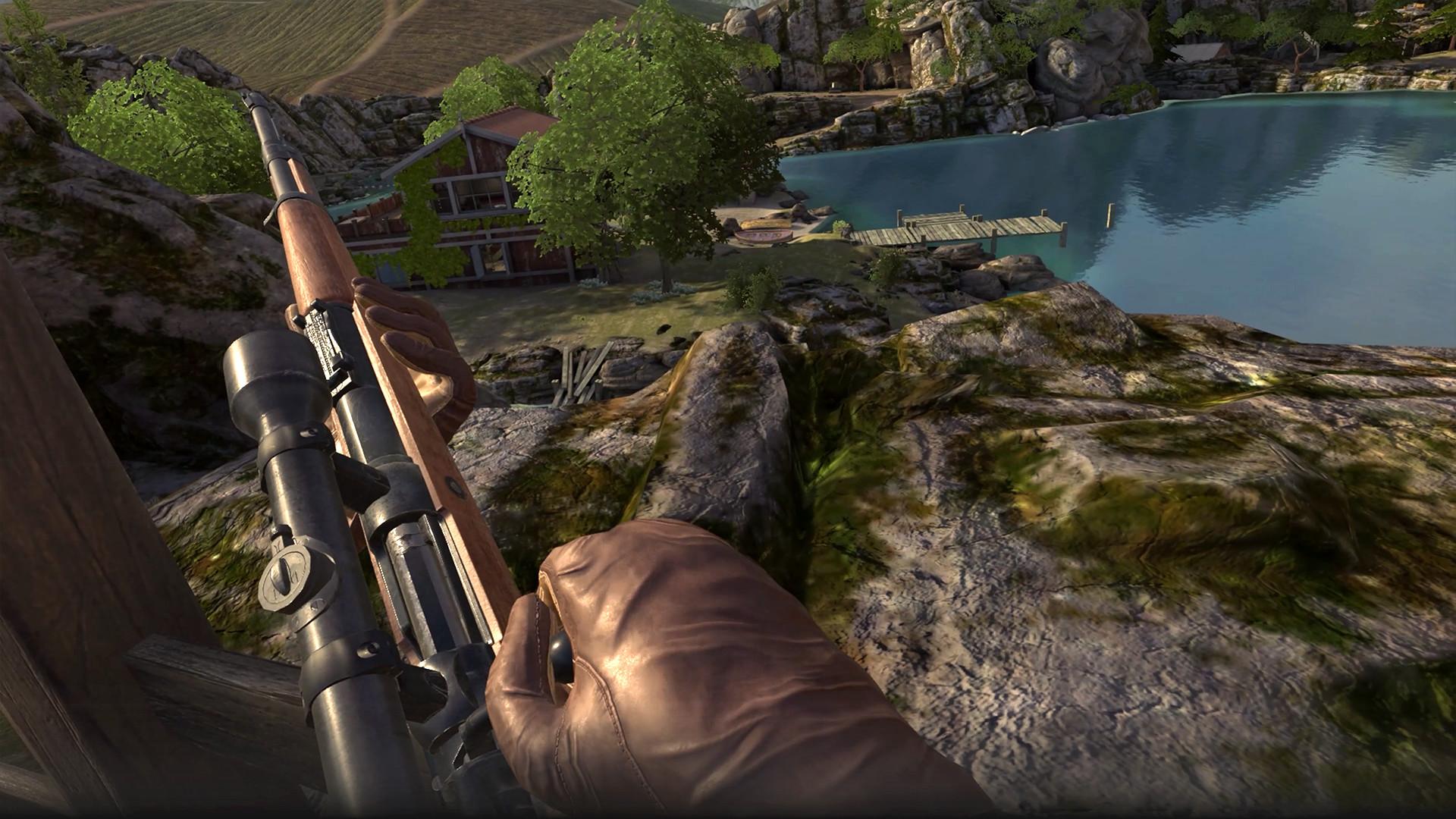 Recenze Sniper Elite VR – poněkud rozporuplný odklon série 2 8