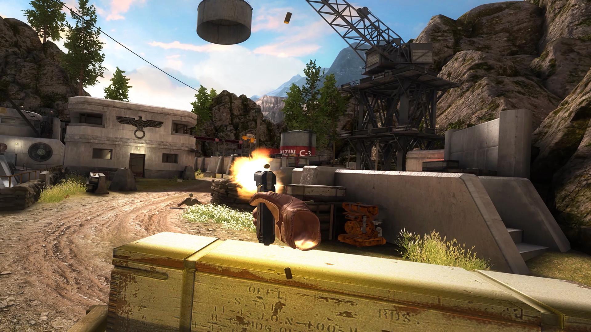 Recenze Sniper Elite VR – poněkud rozporuplný odklon série 3 8