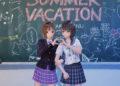 Přehled novinek z Japonska 27. týdne Blue Reflection Second Light 2021 07 06 21 005