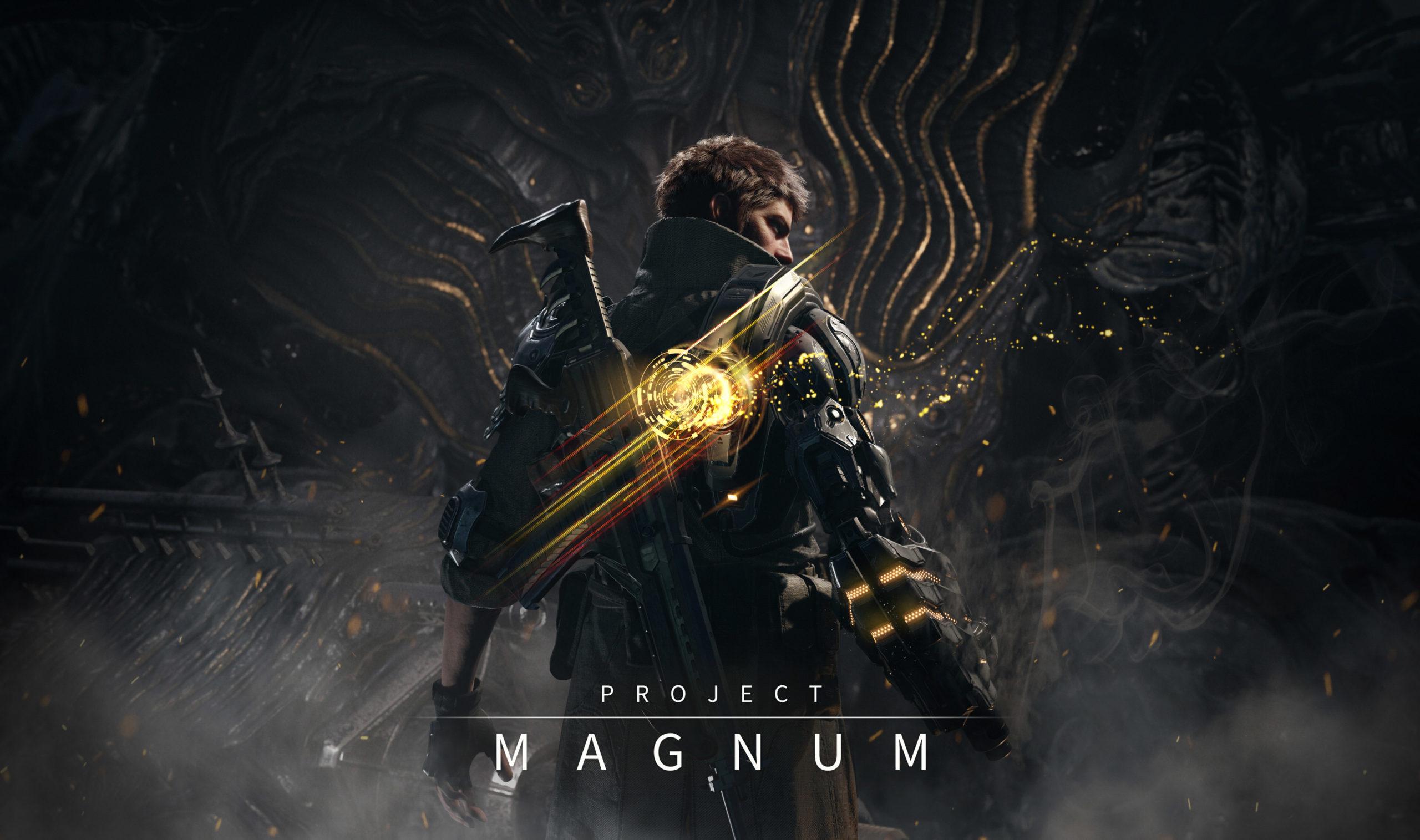 Nexon oznamuje looter-shooter Project Magnum Projekt Magnum scaled