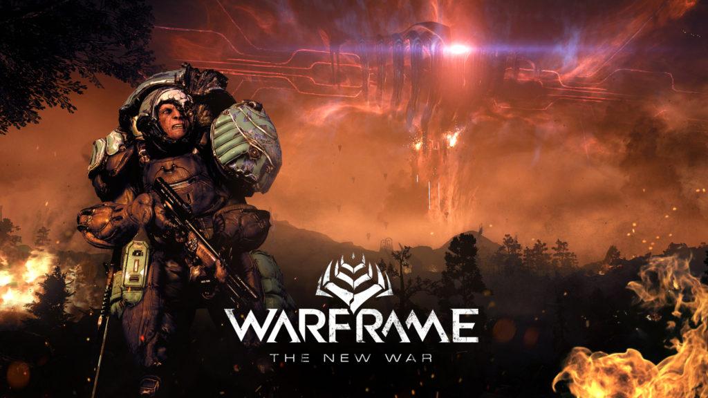 Strhující ukázka z DLC New War pro Warframe Warframe the New War