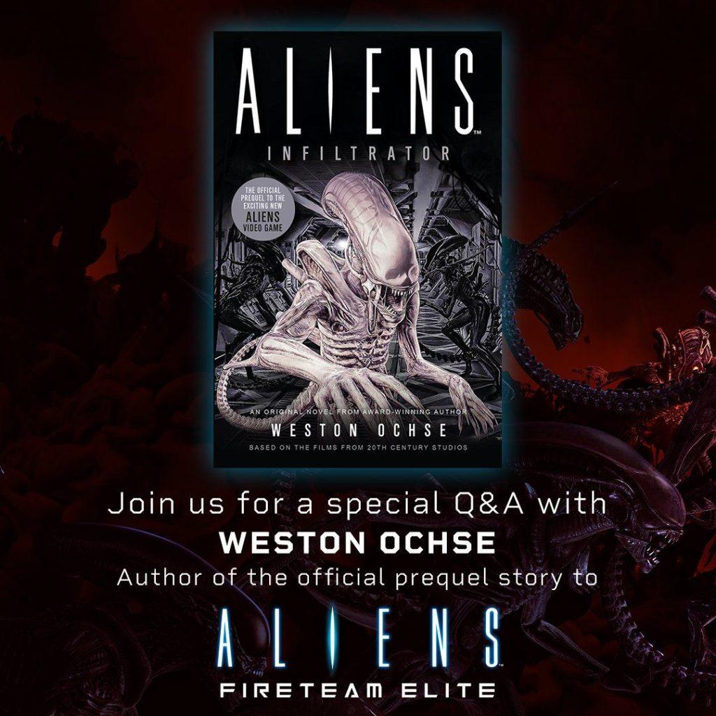 Čtveřice příběhových kampaní v coop akci Aliens: Fireteam Elite alienfc
