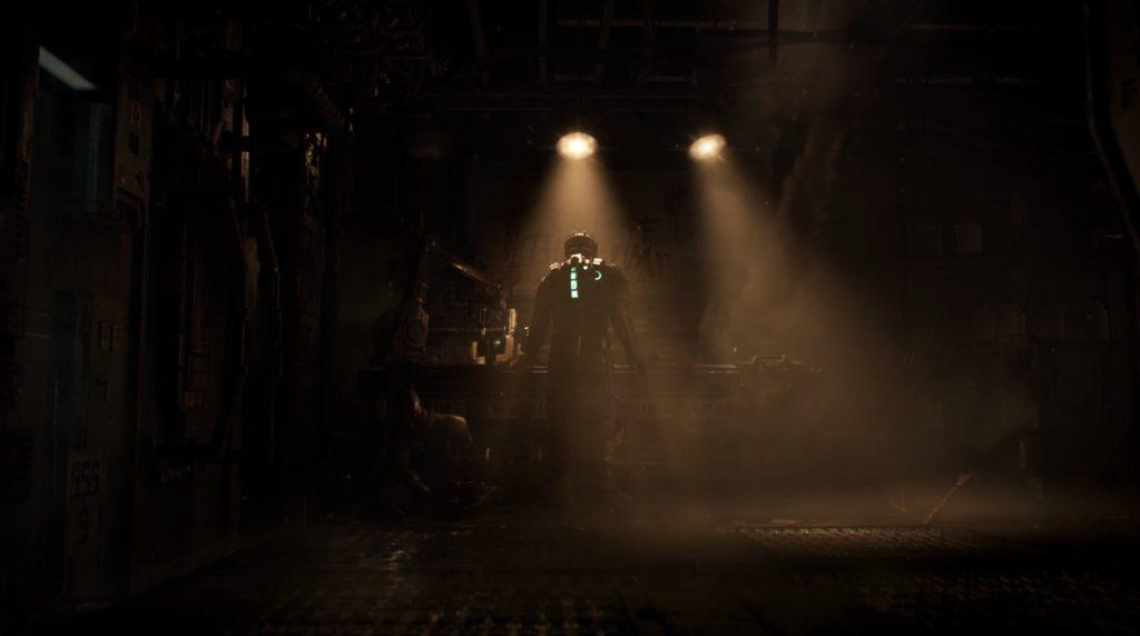 Oficiální oznámení a upoutávka remaku Dead Space dsr