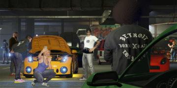 Nejnovější rozšíření GTA V trhá rekordy