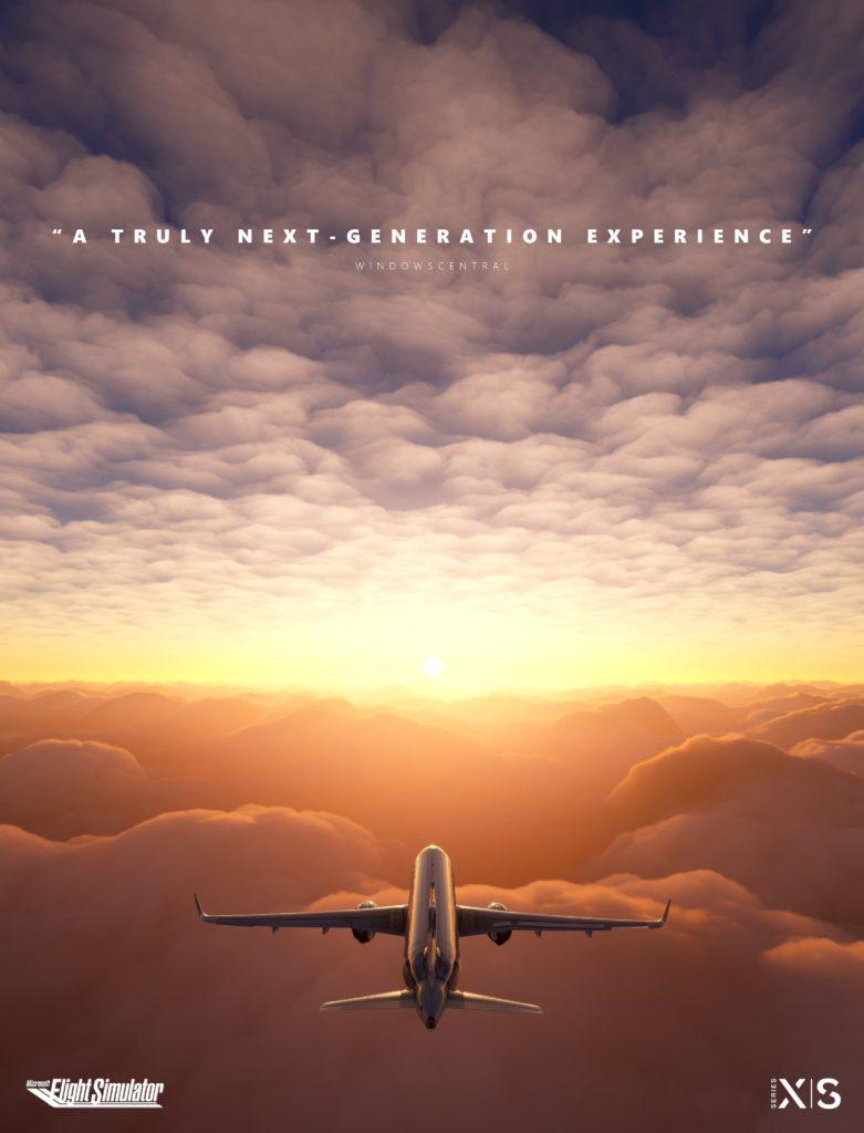Souhrn recenzí konzolového vydání hry Microsoft Flight Simulator mfs