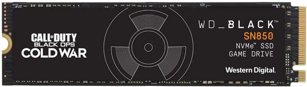 HW Test: WD_Black SN850 SSD disk sn850cod