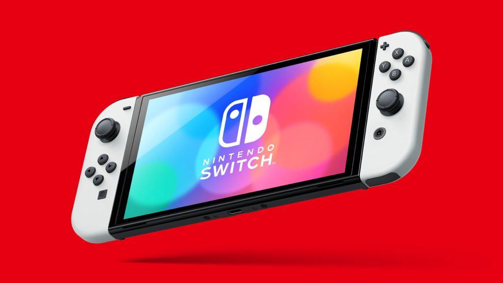 Oficiální představení Nintendo Switch s OLED displejem so1