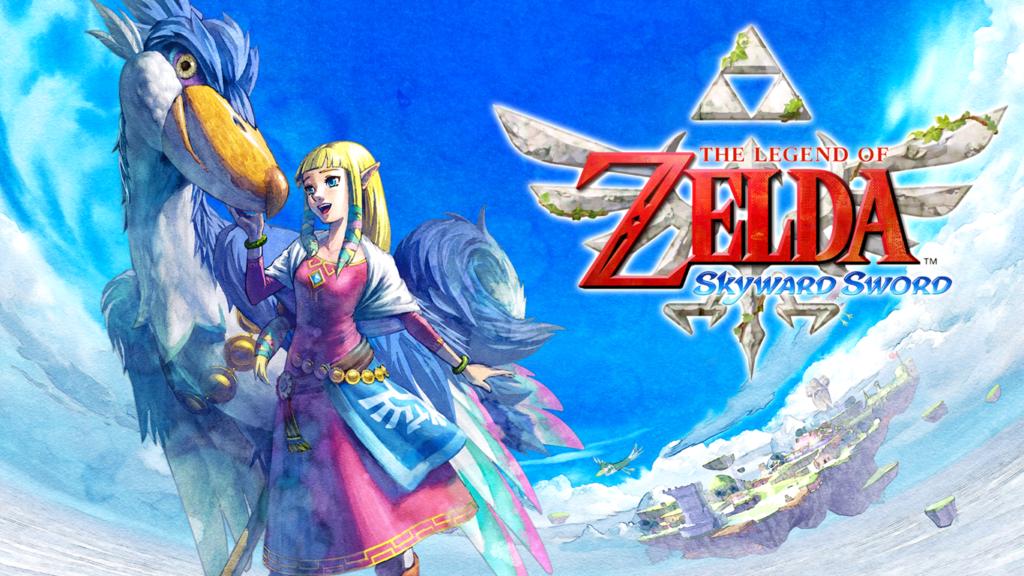 Recenze The Legend of Zelda: Skyward Sword HD - zrod legendy sszelda