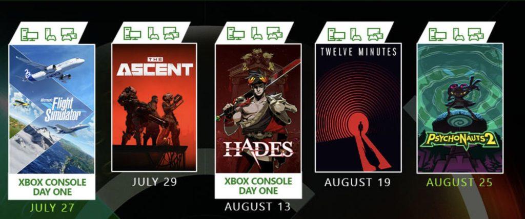 Šéf Xboxu se raduje ze srpnové nadílky xboxsrpen