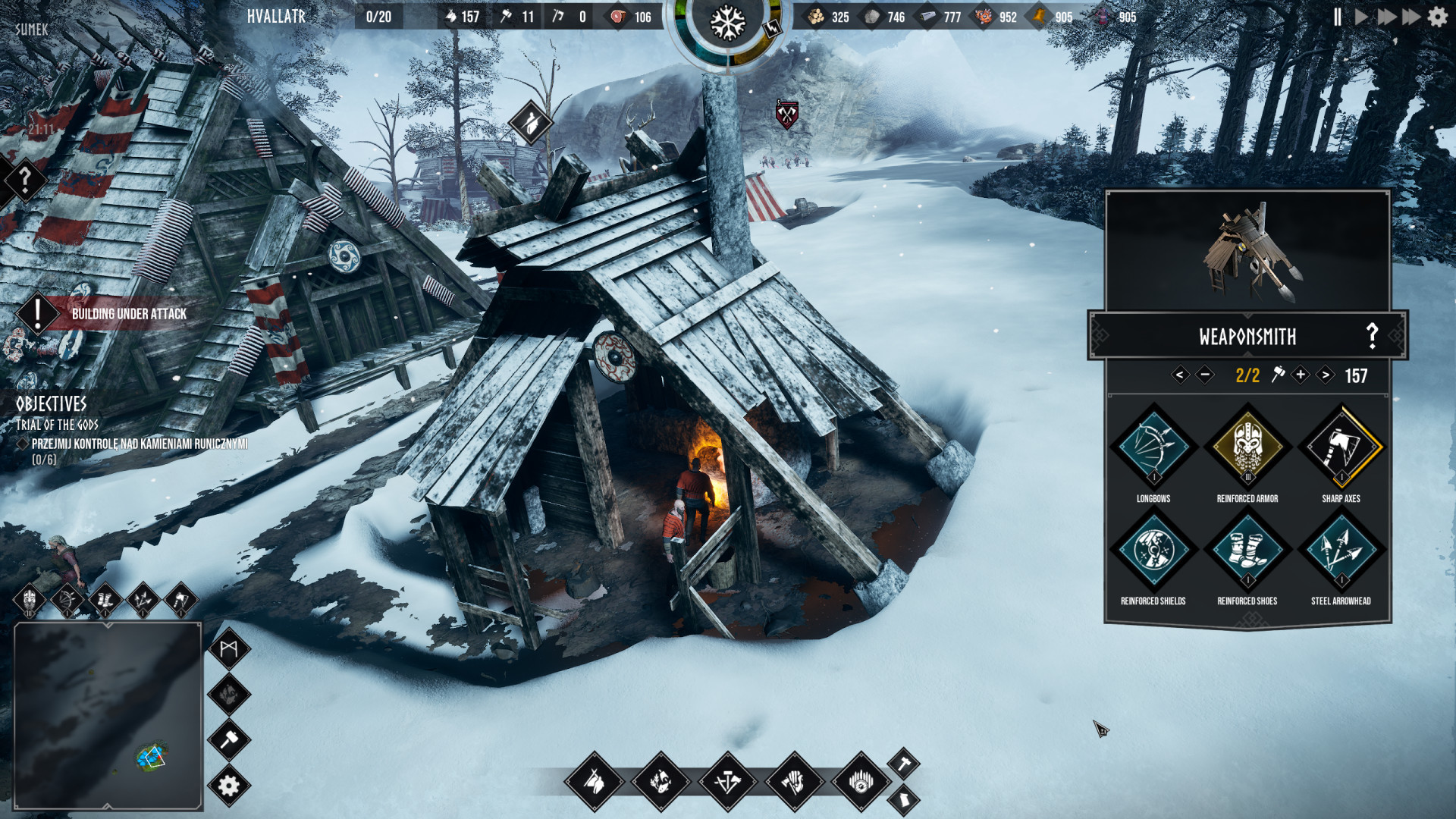 Do strategie Frozenheim dorazila nová aktualizace 2 1