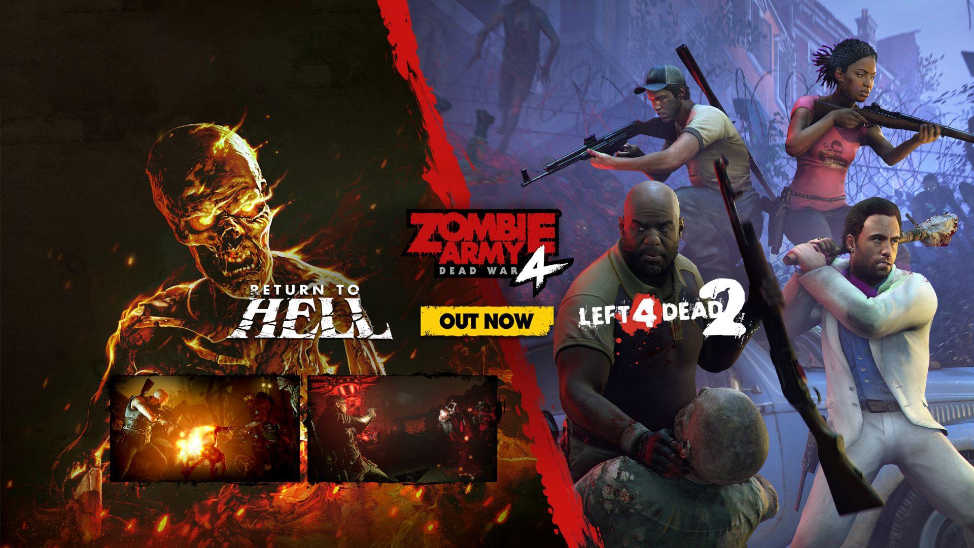 Zombie Army 4 dostává finální přídavek pro třetí Season Pass Zombie