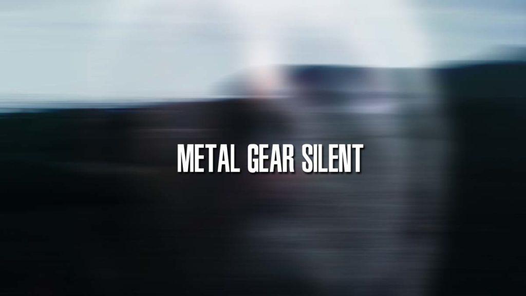 Divoká nová spekulace: Metal Gear Silent metalgearsilent