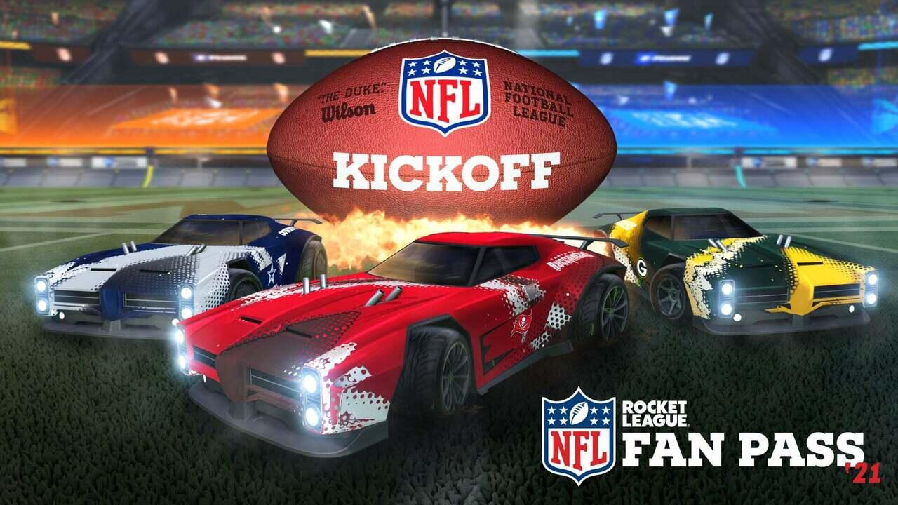 Rocket League dostává NFL Fan Pass 2 2