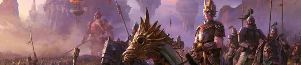 Upoutávka na Total War: Warhammer III odhaluje Velkou Kataj 241814780 214937200689950 5505671208437048051 n