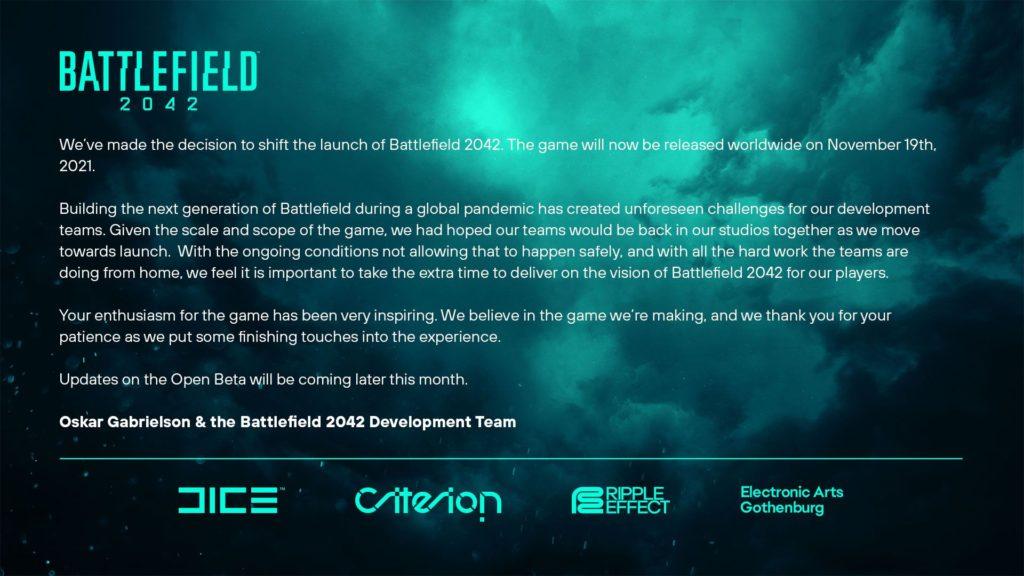Battlefield 2042 odložen E WfQ2mWUAIGoTI
