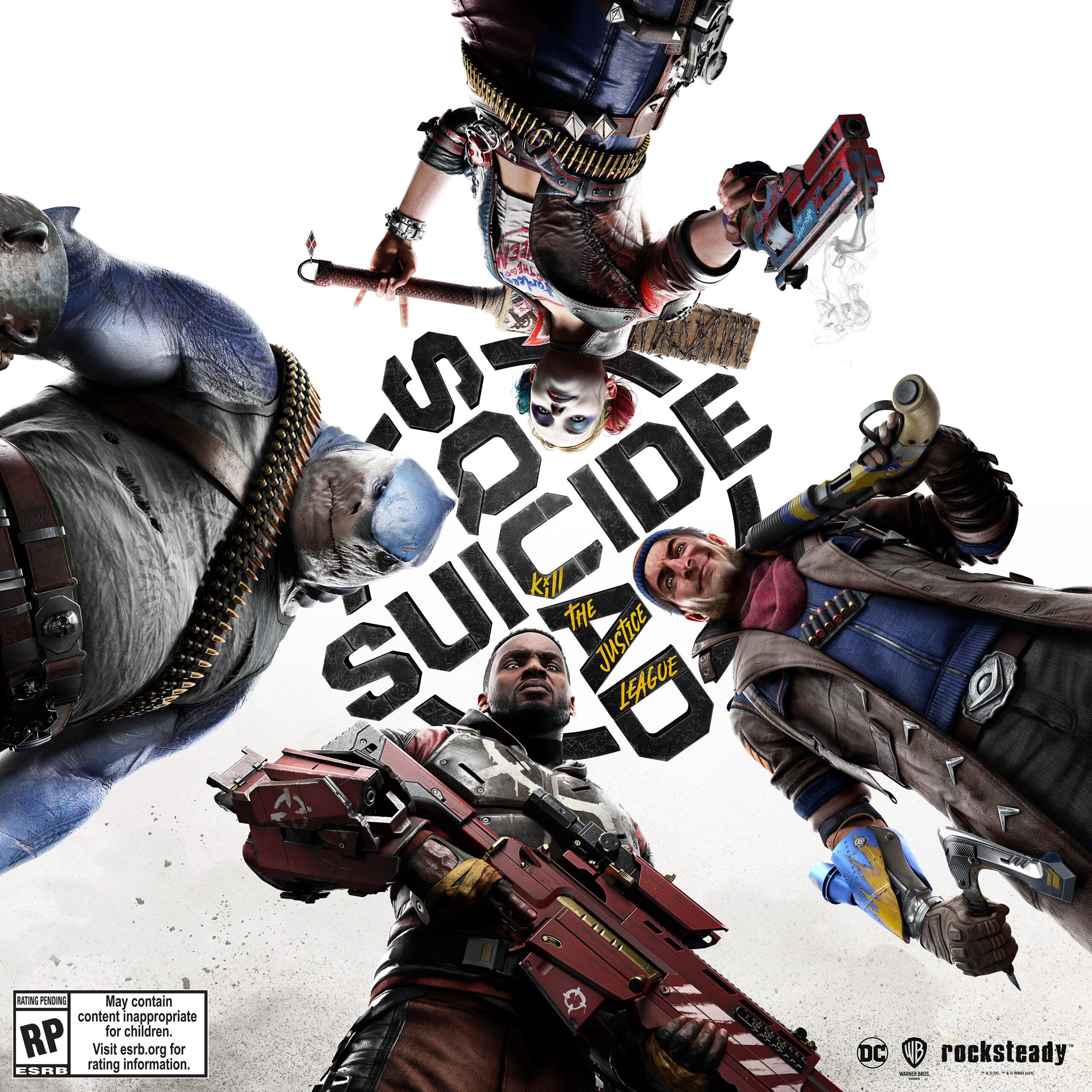 Videoherní Suicide Squad dostalo oficiální key art Suicide Squad