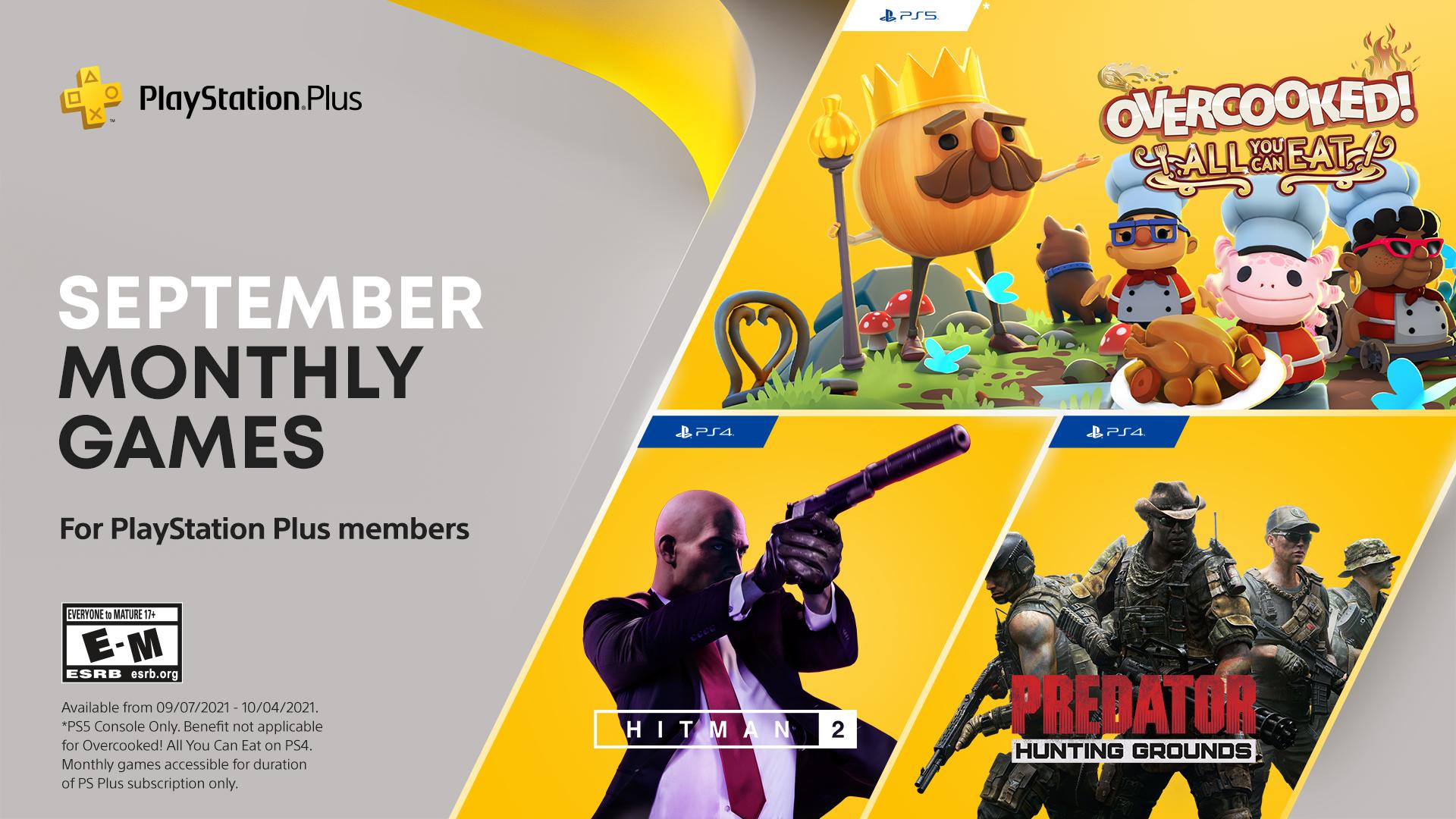 Zářijové hry s PlayStation Plus Zari