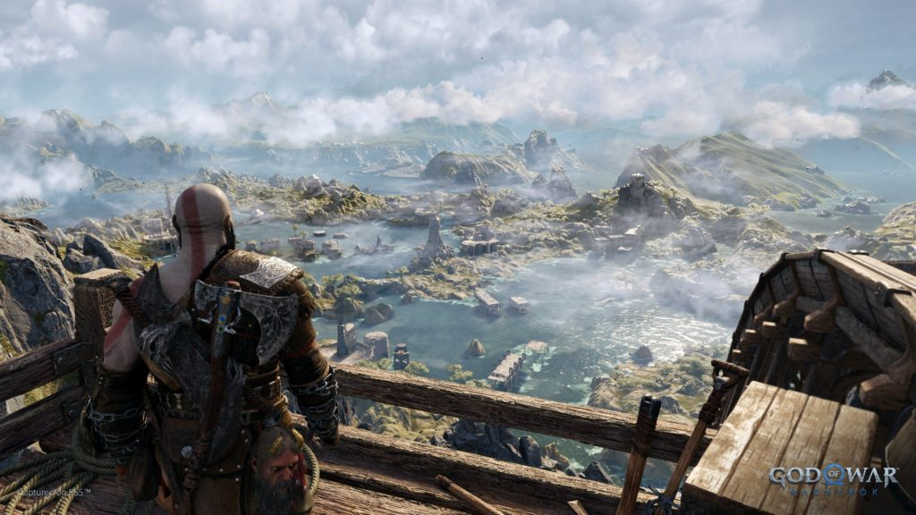 První ukázka God of War: Ragnarök g2wow