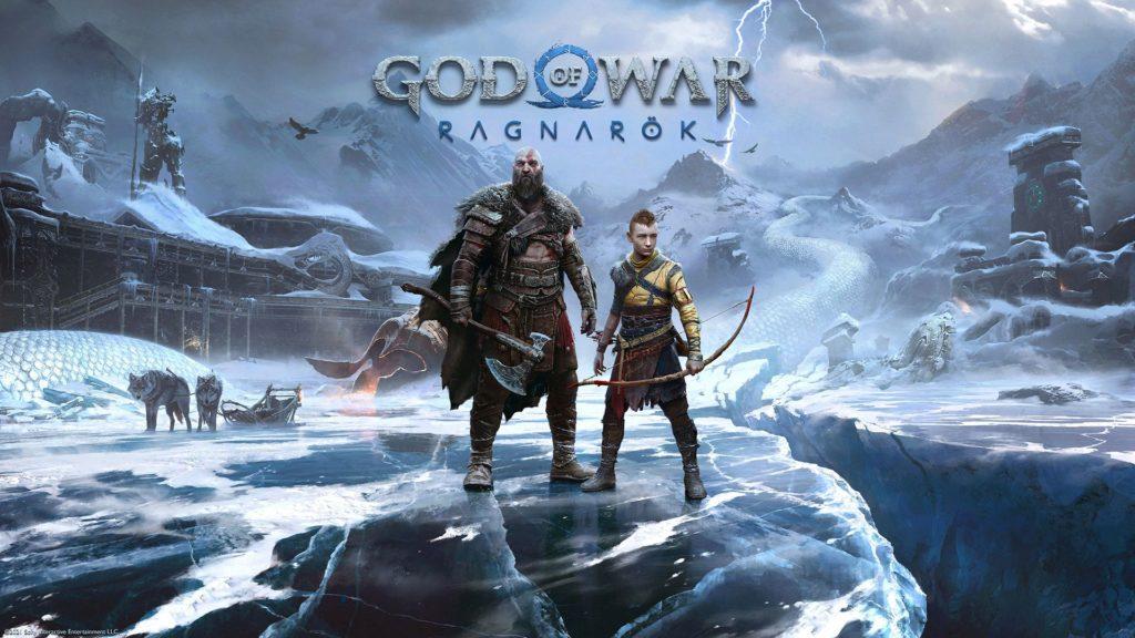 První ukázka God of War: Ragnarök gow2r