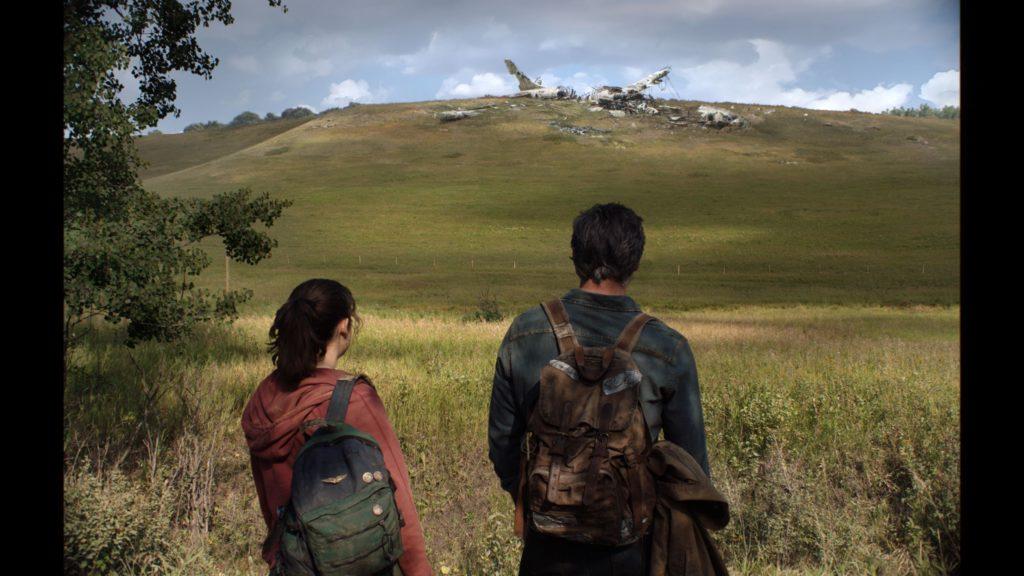 První záběr z TV seriálu The Last of Us tlouhbo1