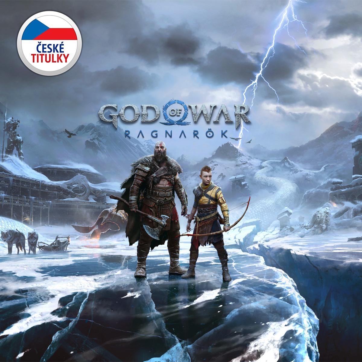 God of War Ragnarök nabídne českou lokalizaci GoW Ragnarok